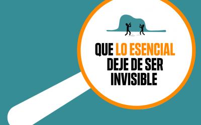 """La campaña """"Que lo esencial deje de ser invisible: Construyendo alternativas solidarias de futuro"""" continúa"""